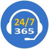 calitech cloud computing 24-7 support