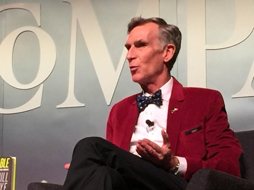 Bill Nye cientifico